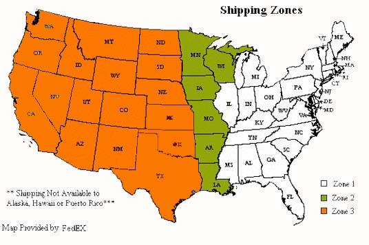 shipping-zones